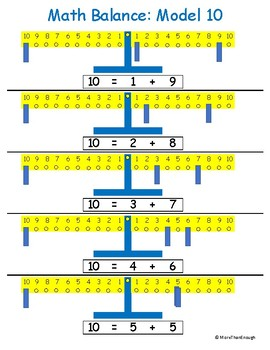 Math Balance Practice