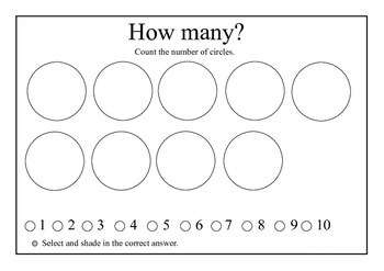 Math Basic Counting Skills