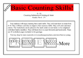 Math Basic Counting Skills