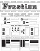 Math Basics and Building Blocks: Fractions Poster