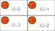 Math Basketball Centers