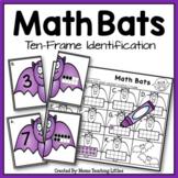 Math Bats - Ten Frame Identification