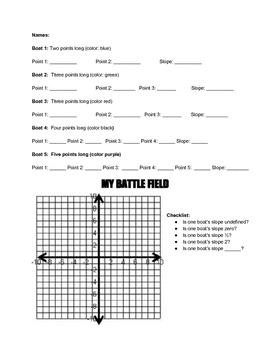 Math Battleship