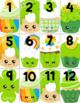 Math Bead Centers - THEMED BUNDLE