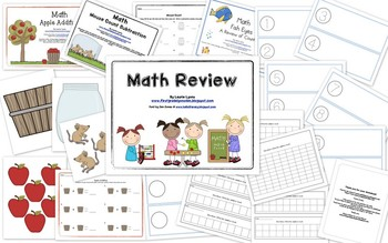 Math: Beginning of the Year Review