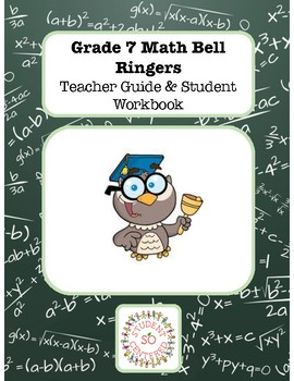 Math Bell Ringer Work Book