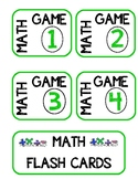 Math Labels