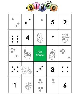 Math Bingo!