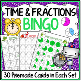 Math Bingo Games