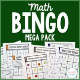 Math Bingo Mega Pack