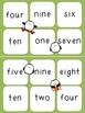 Math Bingo Set! Tallies, Ten Frame, Double Facts and Number Word Bingo! K-1