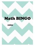 Math Bingo (coins)