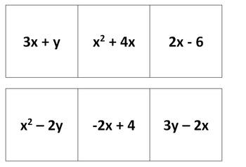 Math Binomial Cubes
