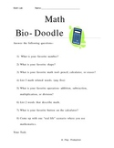 Math Bio Doodle!