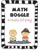 Math BoGGle ~ all operations!