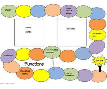 Math Board Games Bundle - 8th Grade (8.NS, 8.EE, 8.F, 8.G, 8.SP)