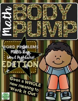 Math Body Pump: Multi-Step Word Problems