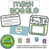 Math Boggle (editable)