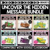Math Boom Cards Bundle for Grade 5 | Seasonal and Holiday
