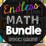Math Boom Cards™ Endless Bundle {digital task cards}