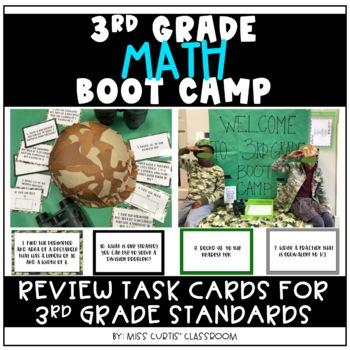 Math Boot Camp-3rd Grade