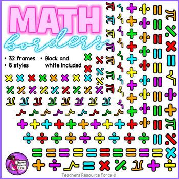 Math Borders