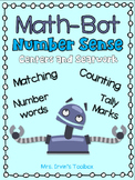 Robot Number Sense Centers and Seatwork
