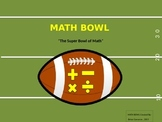 The Super Bowl of Math