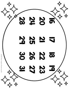 Math Brain Break - Magic Circle {A Magic Trick}