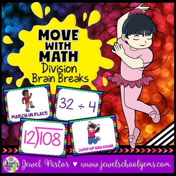 Division Math Brain Breaks