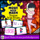 Division Activities (Division Math Brain Breaks)