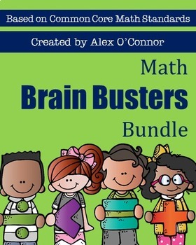 Math Brain Busters Bundle