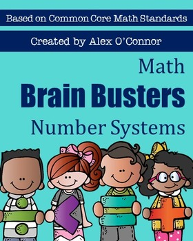 Math Brain Busters - Number Systems