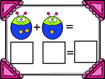 Math Bug Addition