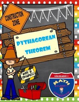 Math Builders:  Pythagorean Theorem Practice