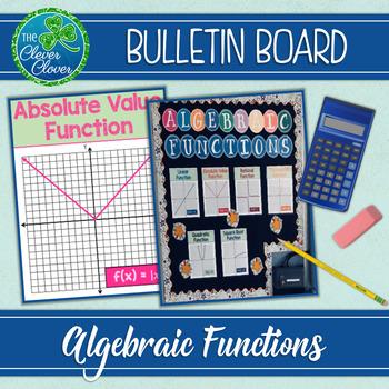 Math Bulletin Board - Algebraic Functions