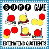 Math Bump Game - Estimating Quotients with Compatible Numbers