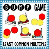 Math Bump Game - Least Common Multiple
