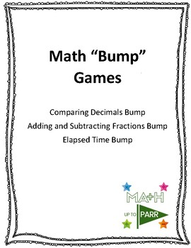 Math Bump Games