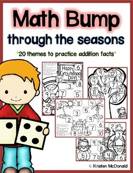 Math Bump Through the Seasons