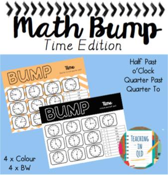 Math Bump Time Edition