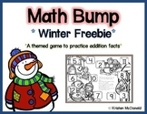 Math Bump Winter Freebie