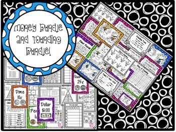 Math Bundle: 2nd-4th Grade Activities
