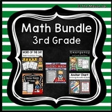 Math Bundle - 3rd Grade