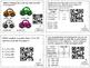 Math Bundle 4th Place Value Common Core Task Cards {QR Codes} 4.NBT.1-3