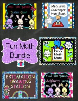 Math Bundle-5 Resources