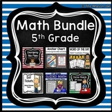 Math Bundle - 5th Grade