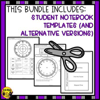 Math Bundle- Interactive Notebook Grades 4-5