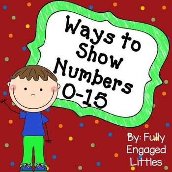 Ways to Show Numbers-number, tally marks, addition, and su