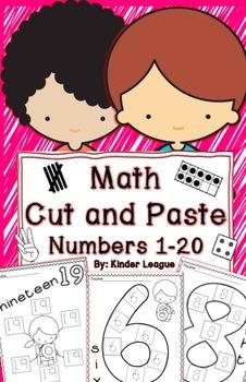 Math Bundle by Kinder League